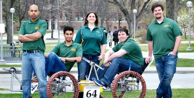 2015 NASA Human Exploration Rover Challenge Team